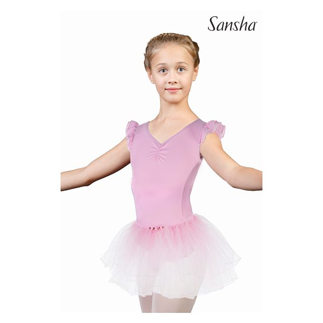 Sansha sleeveless tutu FLEUR Y1810N
