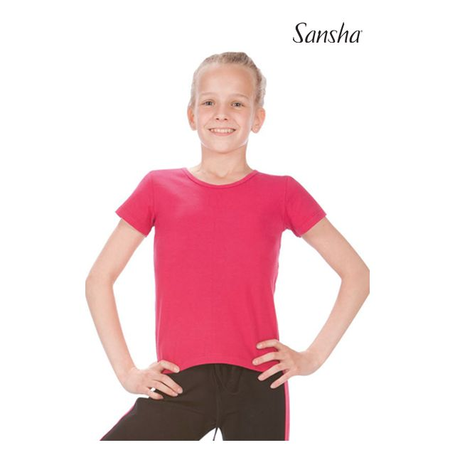 Sansha Short sleeve T-shirt KINDU Y3020
