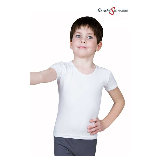 Sansha Sign boys T-shirt SANTINO Y3051C