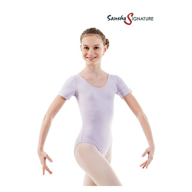 Sansha Sign short sleeve leotard SHAYLEE Y3552C