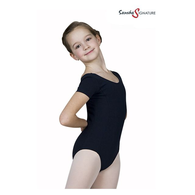 Sansha Sign short sleeve leotard SHARITA MB3553C