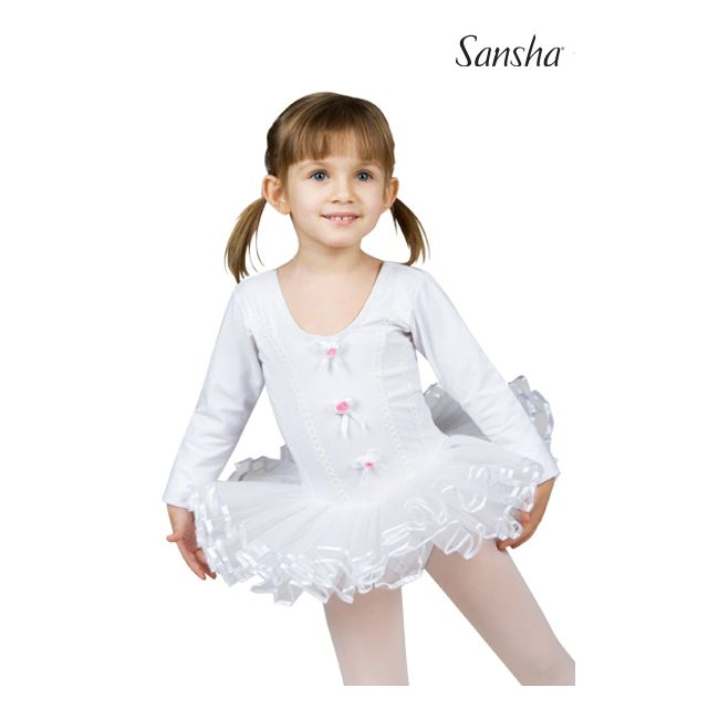 Sansha girls tutu dress ALICE Y4801C